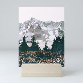 wanderlust Mini Art Print