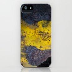 Abstract  metallic Slim Case iPhone (5, 5s)