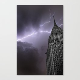 Chrysler NYC Canvas Print