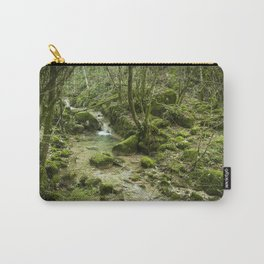 Green nature Carry-All Pouch