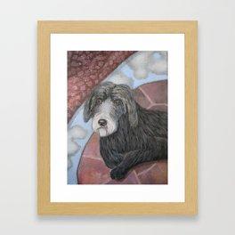 Jacob Framed Art Print