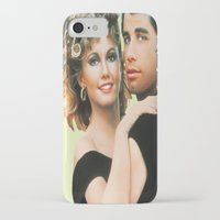 grease iPhone & iPod Cases featuring Grease  by Dora Birgis