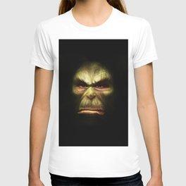 Orc face T-shirt