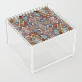 Night Portal Dream Pattern Acrylic Box