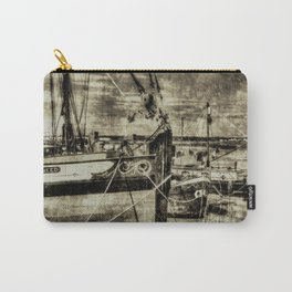 Thames Sailing Barges Vintage Carry-All Pouch