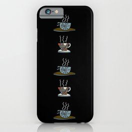 Coffee anyone? iPhone Case