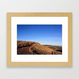 Paysage-F16 Framed Art Print