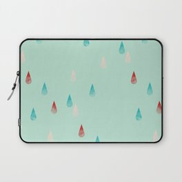 Raindrop Repeat Laptop Sleeve
