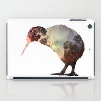 kiwi iPad Cases featuring kiwi by Rosa Picnic