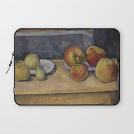 Still Life With Apples and Pears Laptop Sleeve