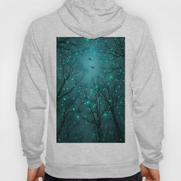 One by One, the Infinite Stars Blossomed Hoody
