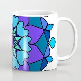 Space mandala pattern. Coffee Mug