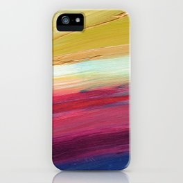 Summers Dance iPhone Case