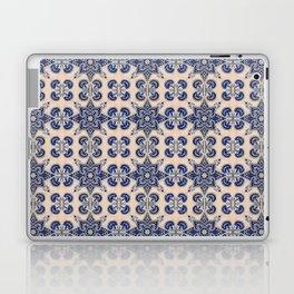 Majolica Grimani Blue Laptop & iPad Skin
