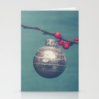 sparkle Stationery Cards featuring Sparkle by Olivia Joy StClaire