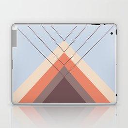 Iglu Blue Retro Laptop & iPad Skin