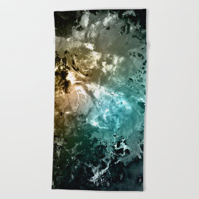 ζ Cancer Beach Towel
