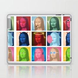 Marilyn Lisa Laptop & iPad Skin