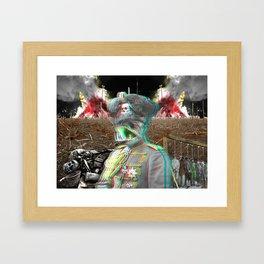 AcolytesOvInsanity - representative 2 Framed Art Print