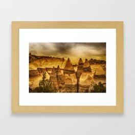 Kasha 3 Framed Art Print