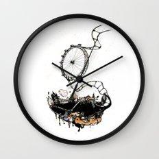New British Film Festival Wall Clock
