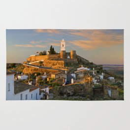 Monsaraz Portuguese medieval village, the Alentejo Rug