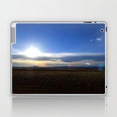 Wyoming Sunset 1 Laptop & iPad Skin
