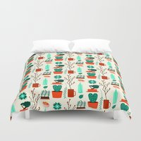 zen Duvet Covers featuring Zen by Ana Types Type