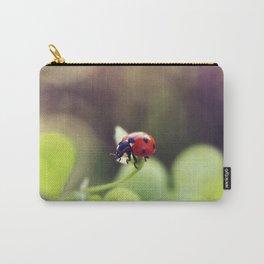 Ladybird, ladybird, fly away home.. Carry-All Pouch