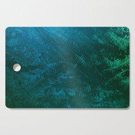 Ferns pattern Cutting Board