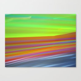 lightscape Canvas Print