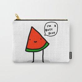 Watermelon Butt Slut | Veronica Nagorny Carry-All Pouch