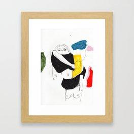 Sweet Thing Framed Art Print