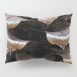 Cone Close Up Pillow Sham