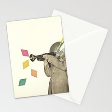 Blue Note Stationery Cards