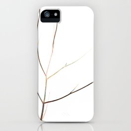 Branches of time iPhone Case