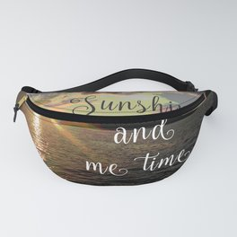 Sunshine and Me Time Fanny Pack