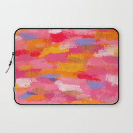 Share Love - Abstract Painting Laptop Sleeve
