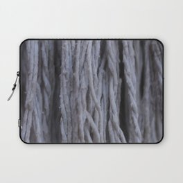 """Cascada de Algodón"" Laptop Sleeve"