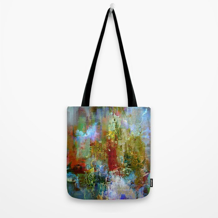 A contemporary place Tote Bag