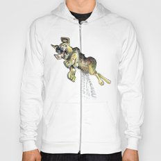 Atropellado Dog Hoody