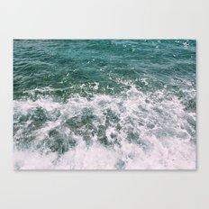 Deep Blue Sea II Canvas Print
