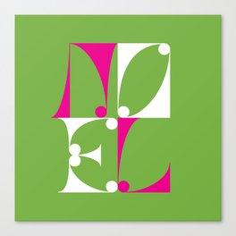 "noe "" L "" Canvas Print"