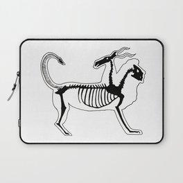 Chimera Skeleton Laptop Sleeve