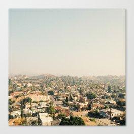 Los LA Canvas Print
