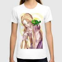 tangled T-shirts featuring Tangled !!  by Midnight Tardis