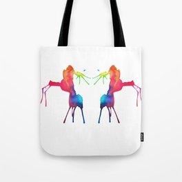 Horsies Tote Bag