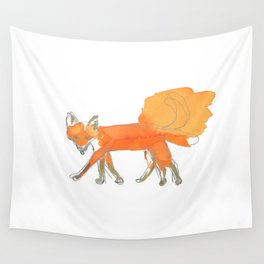 Mitarbeiter des Tages Wall Tapestry