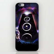Sound Odyssey iPhone & iPod Skin