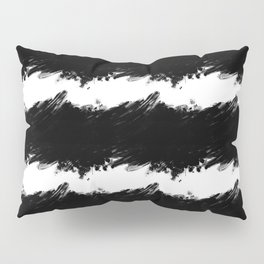 Abstract Wave Pillow Sham